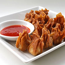 Pork Fried Wanton