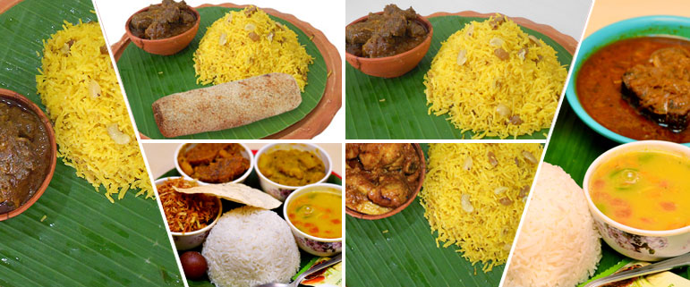 Bengali Combos & Thalis From Bijoligrill and Lunch Stopper